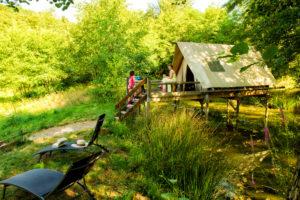Glamping, la nouvelle tendance camping en France