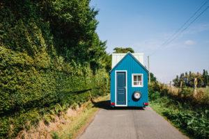 Cahute : la micro-maison mobile, véritable cabane sur roues !