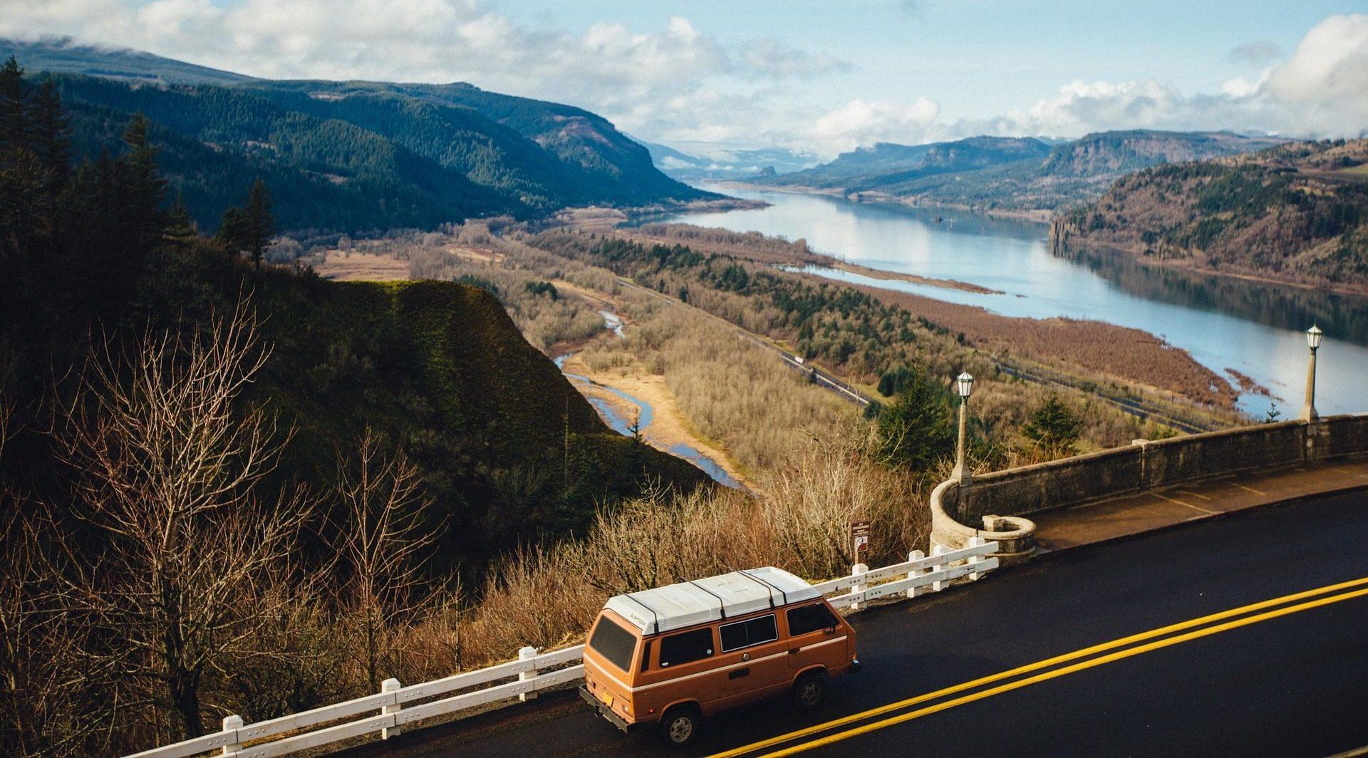Voyager en van : Top 10 des avantages de partir en van