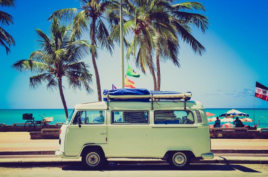 Nos conseils pour louer un van/camping-car pour vos voyages !
