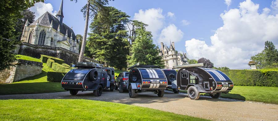 Tip Top Europe, des mini-caravanes au top pour camper !