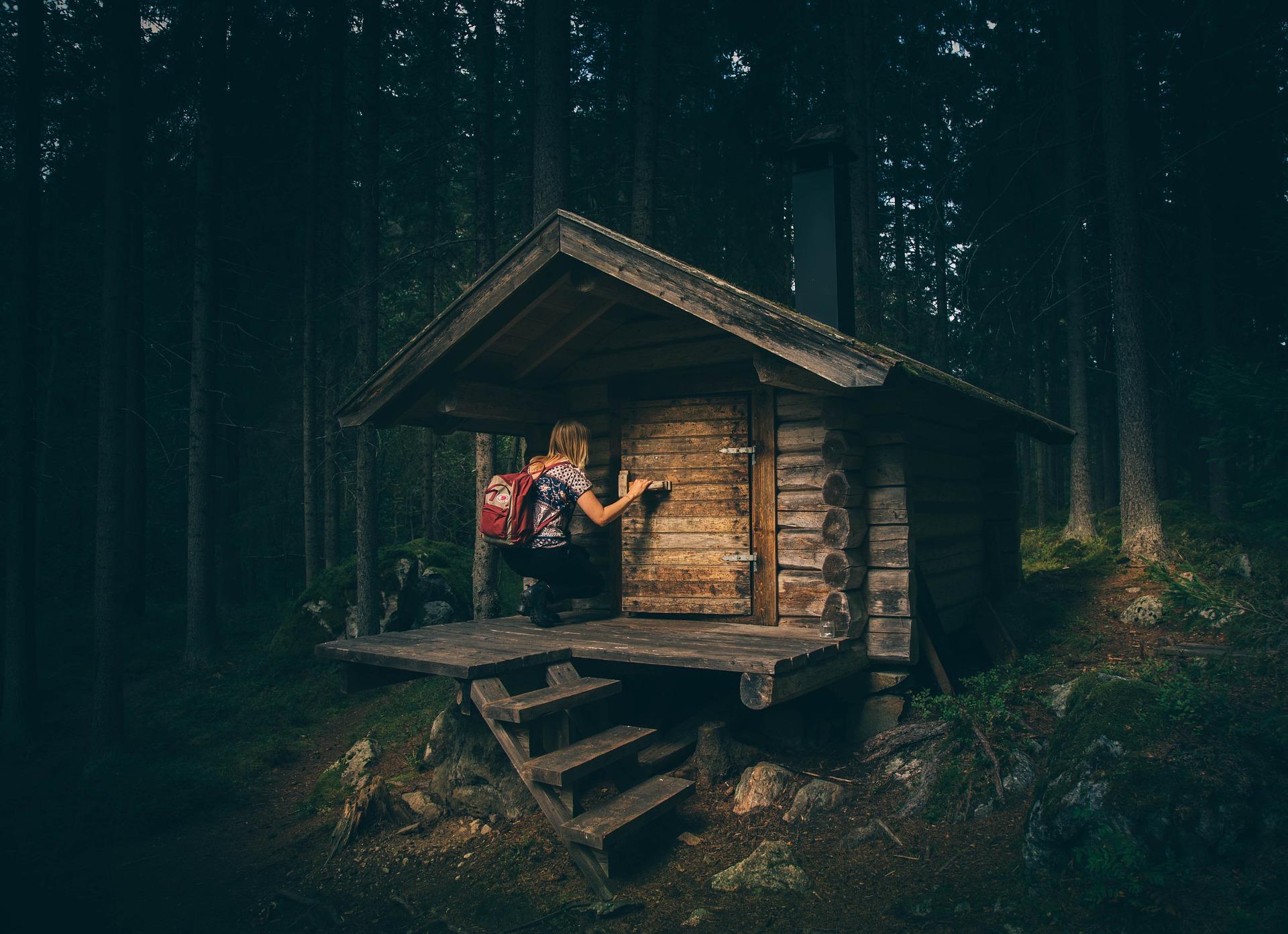 Cabanes écologiques en bois  : le camping alternatif près de Toulouse