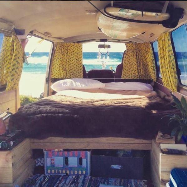 Turbo Aménager son van, conseils et astuces pour le lit et la salle de  QK54