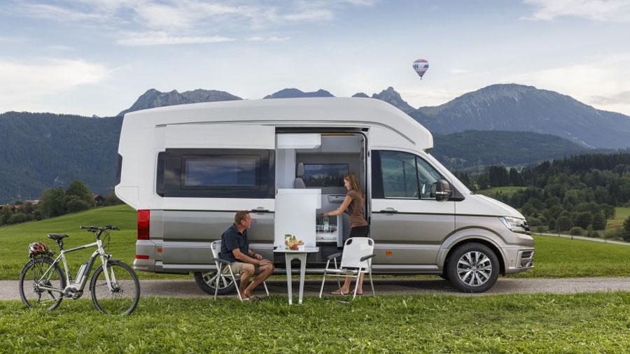 Nouveau fourgon aménagé : Volkswagen lance le California XXL