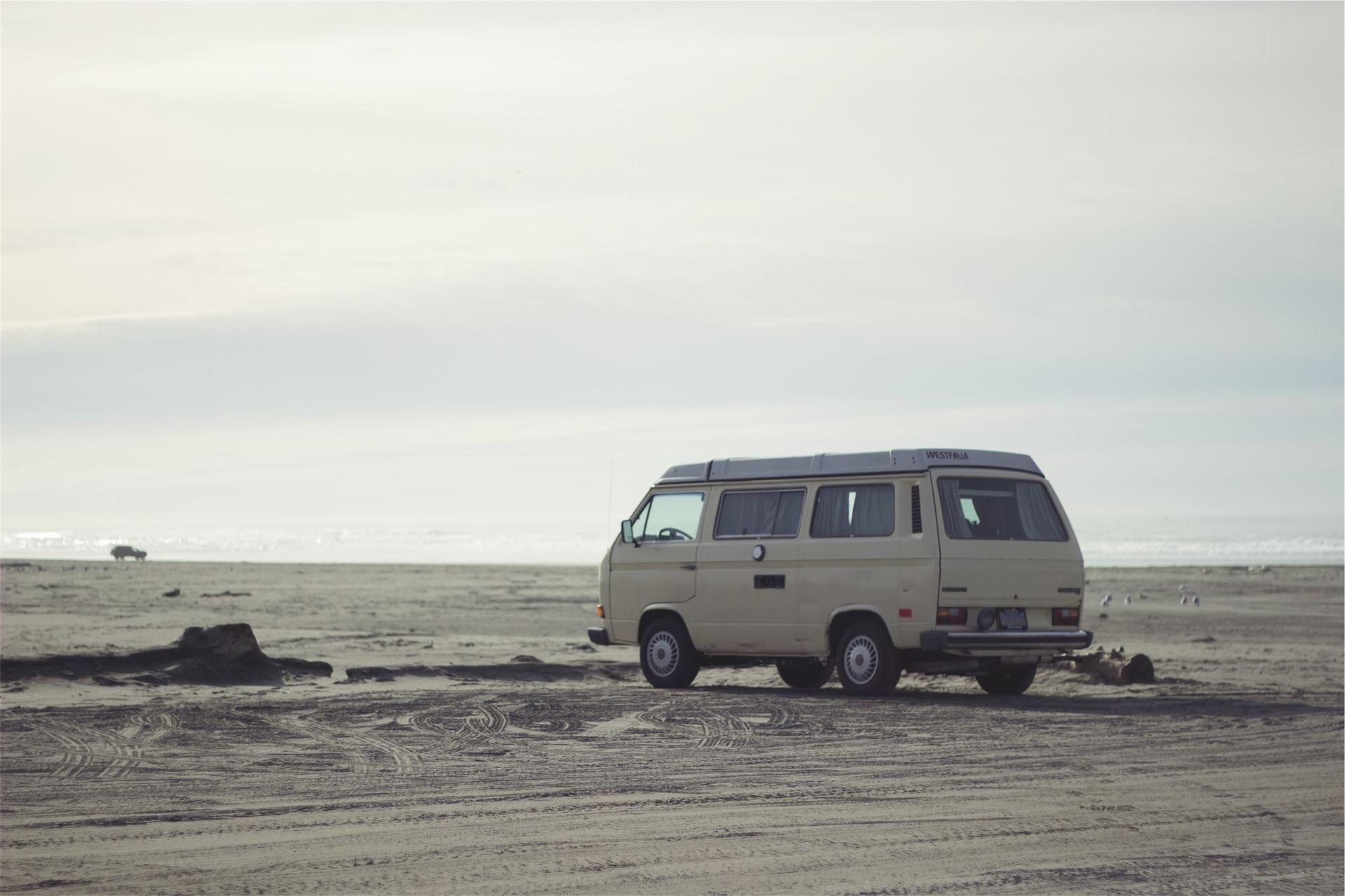 Voyage en van : offrez une location pour les vacances !