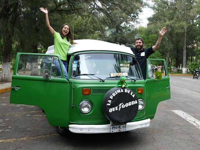Voyage en combi : le road trip d'ÉduCarT en Amérique Latine commence !
