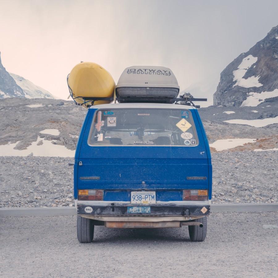 vivre dans son van
