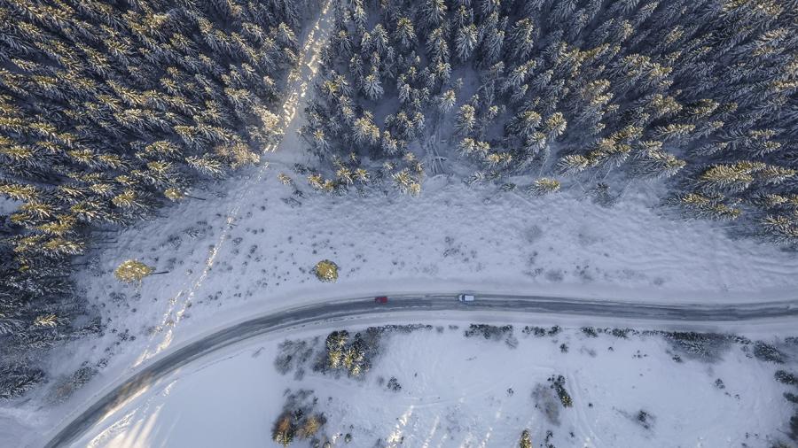 Vivre dans son van en hiver : comment équiper son véhicule?