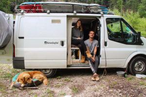 vanlifers #3 : Marion & Flo, aventures et inspiration en van