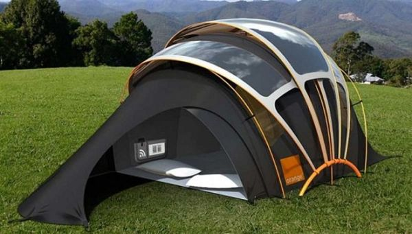 camping et innovation