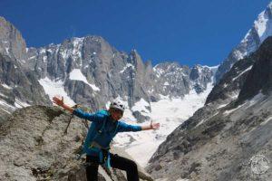 Céline, voyageuse passionnée et globetrekkeuse dans l'âme