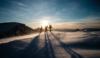 randonnées en hiver