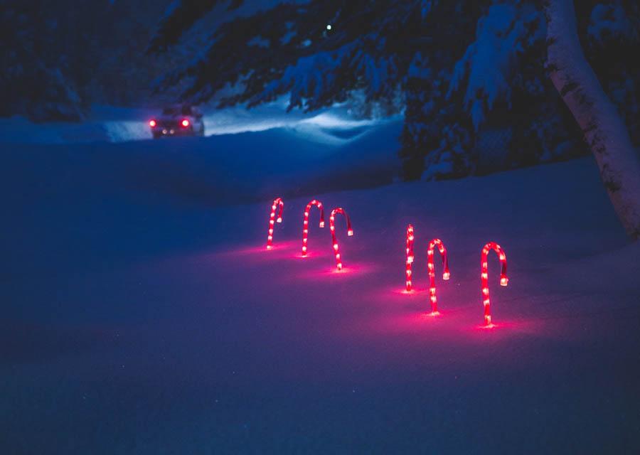 Noël en van aménagé : les vanlifers décorent leurs fourgons pour Noël !