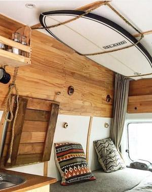 optimiser la place dans son van