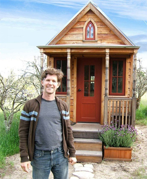 histoire de la tiny house