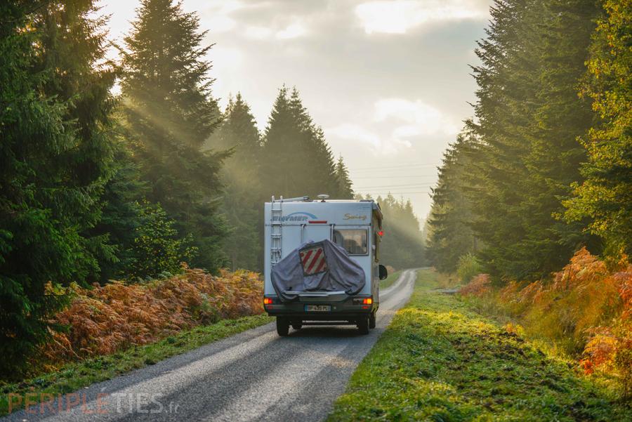 voyages et reportages en camping-car