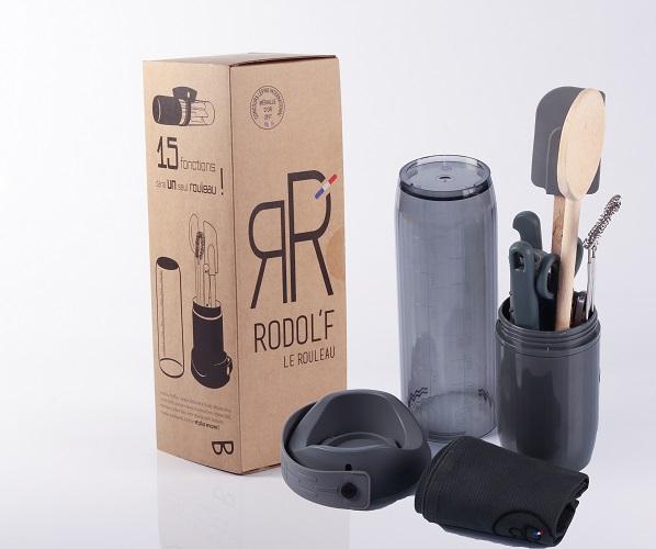 rodolf, l'outil 15 en 1 pour cuisiner en van