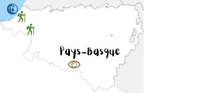 coins magiques dans le Pays-Basque