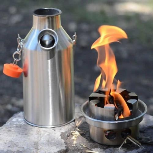 camping et innovation