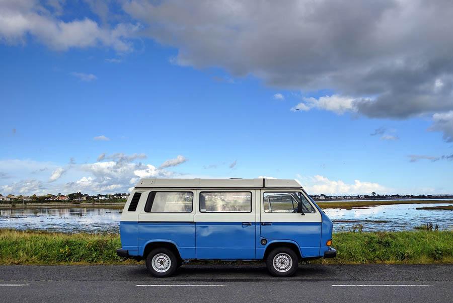 acheter un van