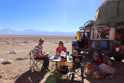 famille nomade