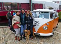 road-trip en combi VW