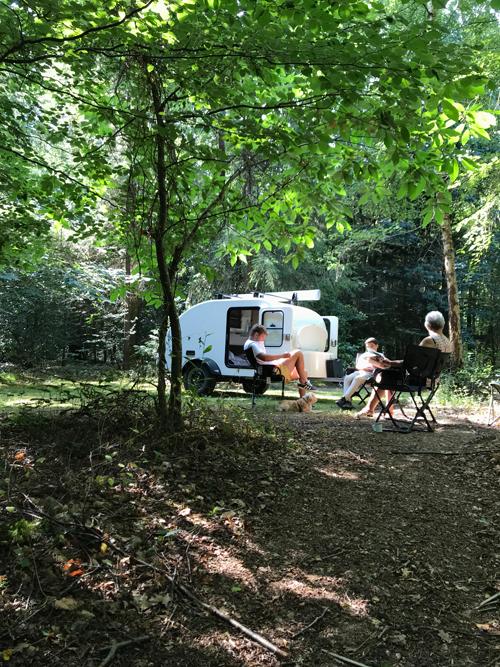 location matériel de camping
