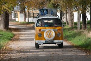 vanlifers #8 : sur la route de Potiron, une famille en combi VW !