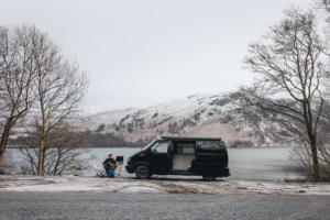 Comment vivre en camion l'hiver ? Trois principes à respecter !