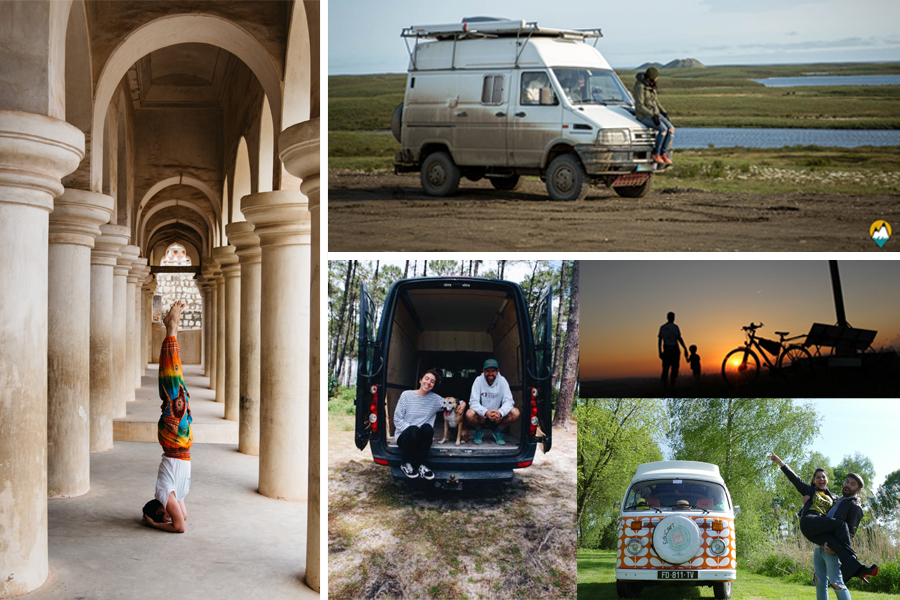 voyageurs nomades