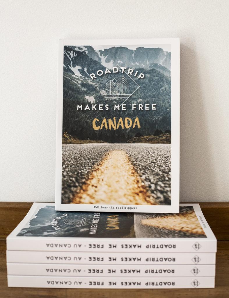 livre sur road-trip