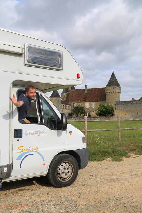 l'expérience des voyages et reportages en camping-car