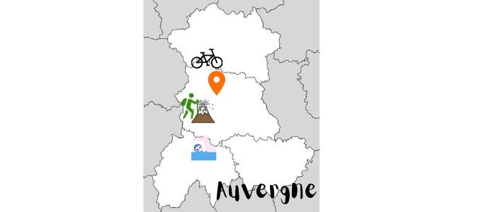 coins magiques en Auvergne