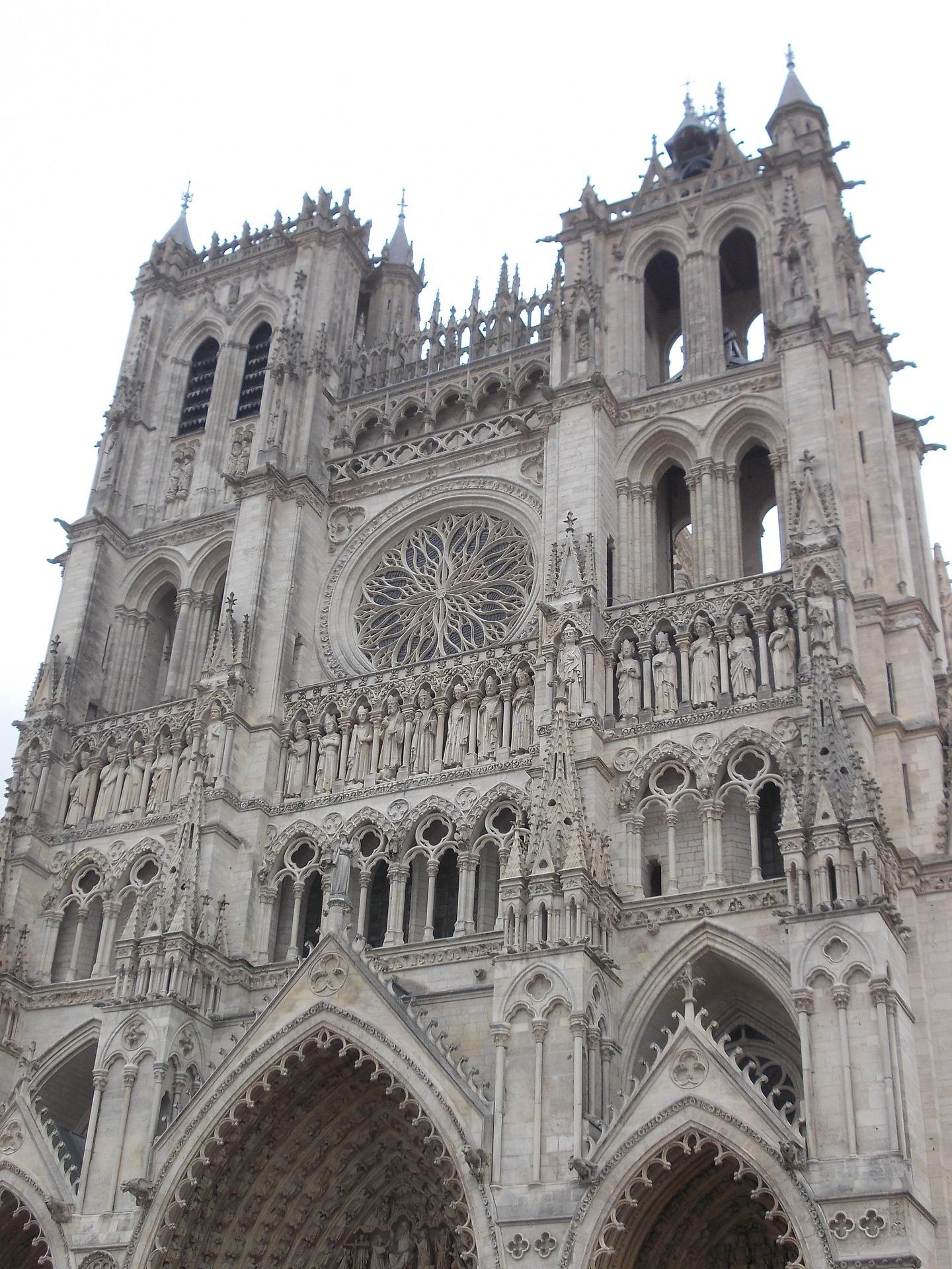 Amiens en France
