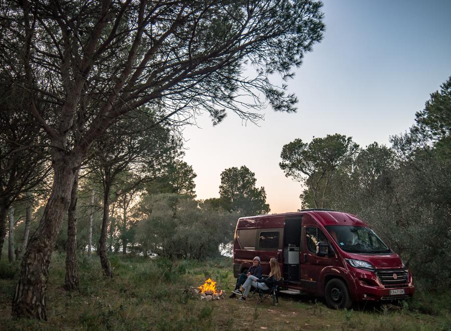 louer un camping-car ou un fourgon aménagé