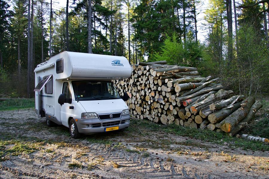 hivernage camping car