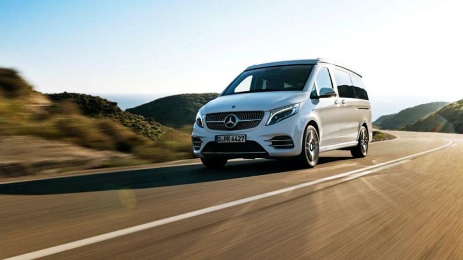 Campstar Mercedes