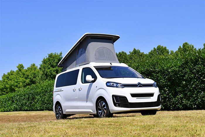 choisir un van ou un fourgon aménagé ?