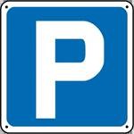 parking station de ski