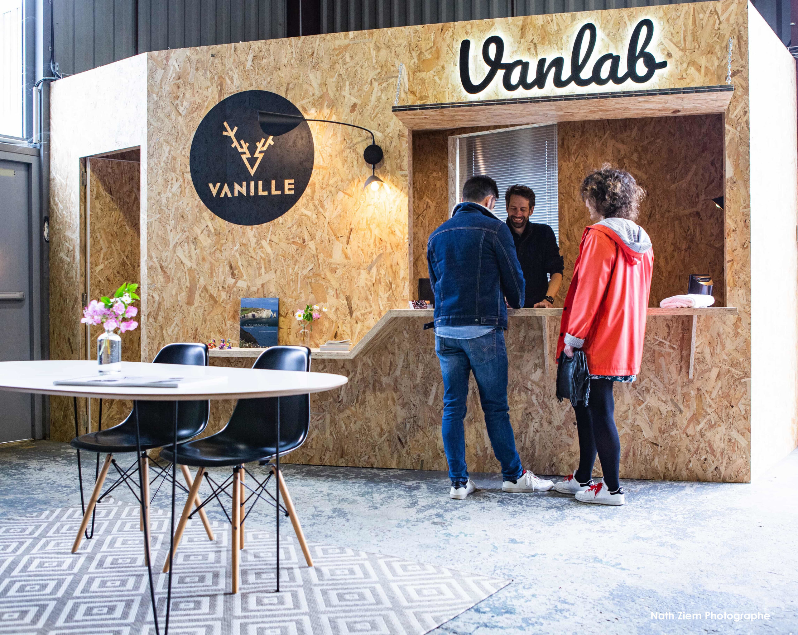 petites chambres d'hôtes mobiles en France
