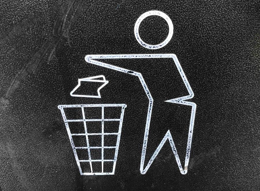 gérer ses déchets en van aménagé