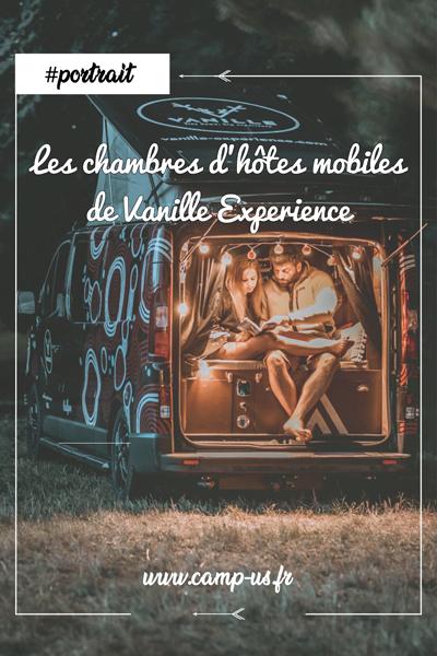 chambres d'hôtes mobiles en France