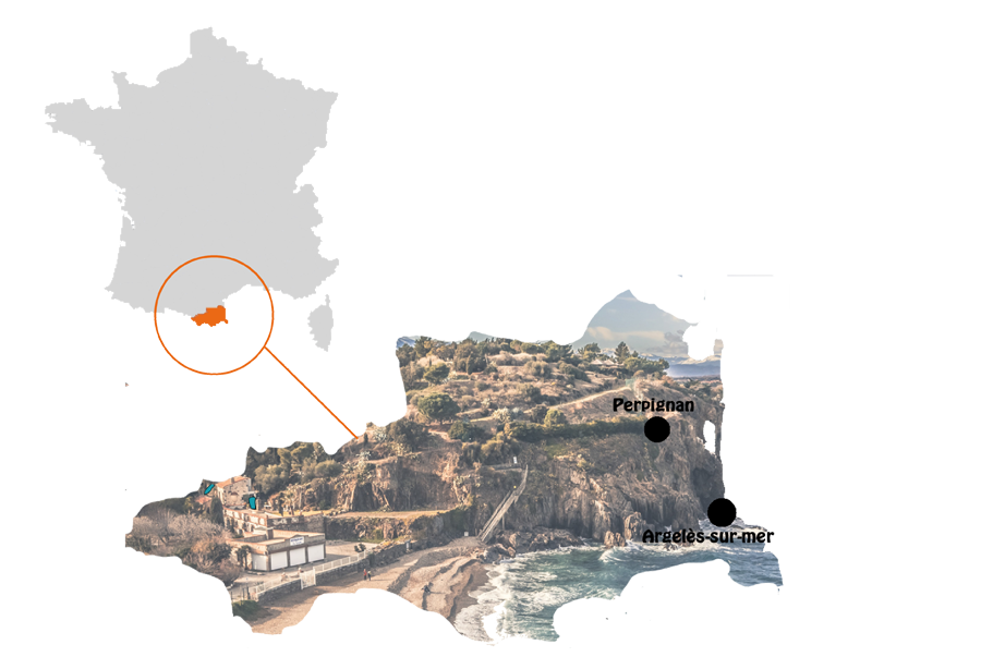 road-trip Pyrénées orientales