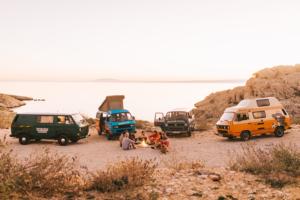 8 conseils pour partir en road-trip en van entre amis