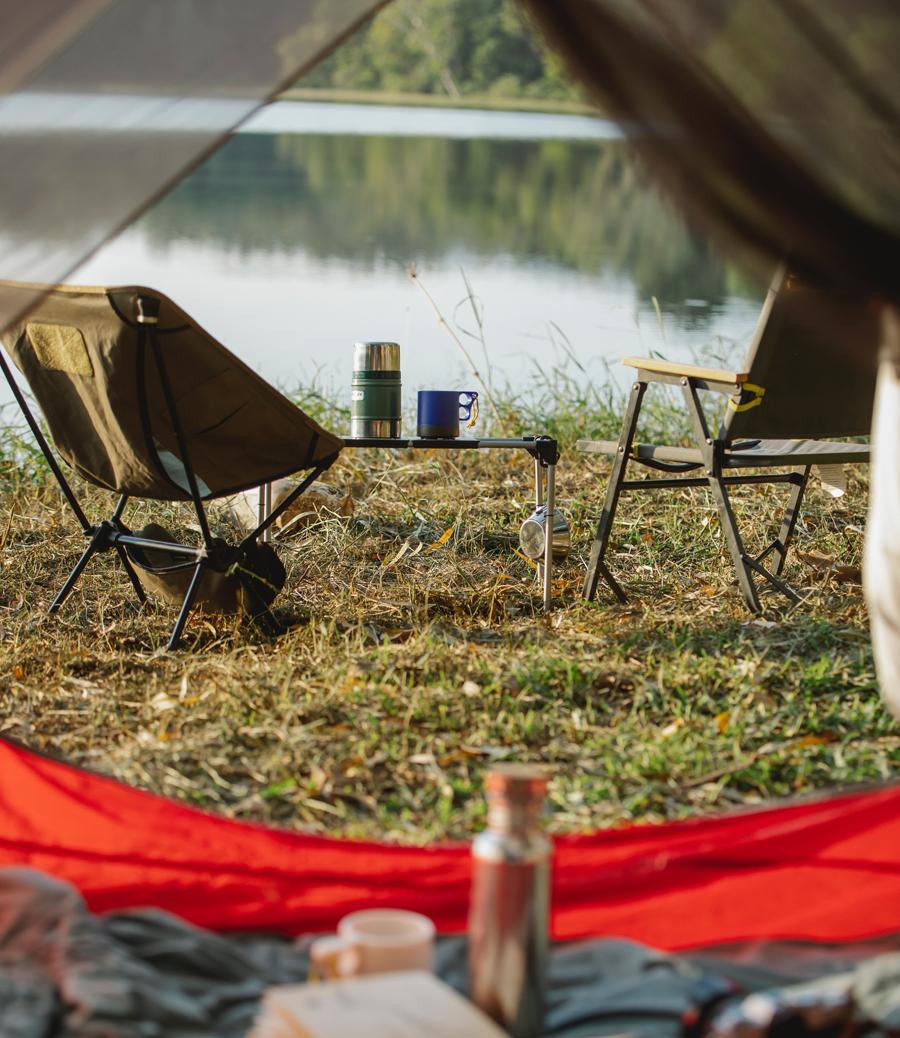 Louer une tente et partir camper avec Décathlon
