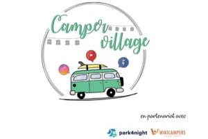 Vanlife et voyageurs nomades au Camper Village
